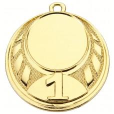 Medaille zamac 1-2-3 50 mm