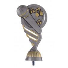 Figuur microfoon 130 mm