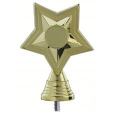 Figuur neutraal 105 mm goud